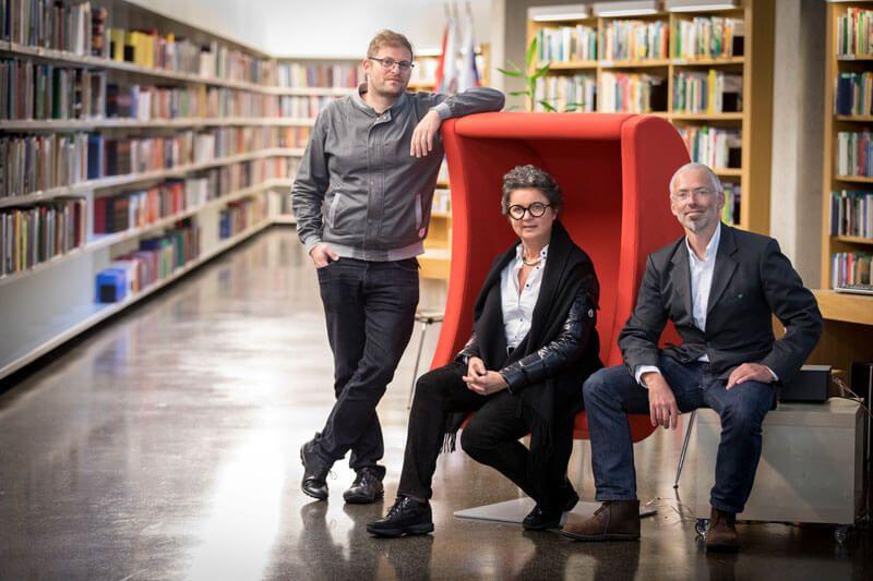 Thomas Weber, Daniela Müller-Mezin, Andreas Hollinger