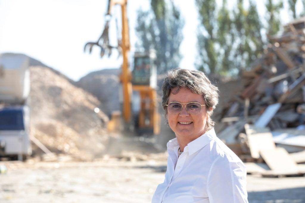 Daniela Müller-Mezin, Geschäftsführerin von Müllex