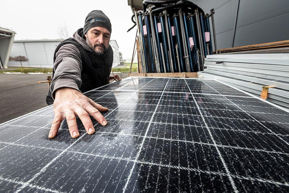 Nachhaltige Technologien (Photovoltaik)