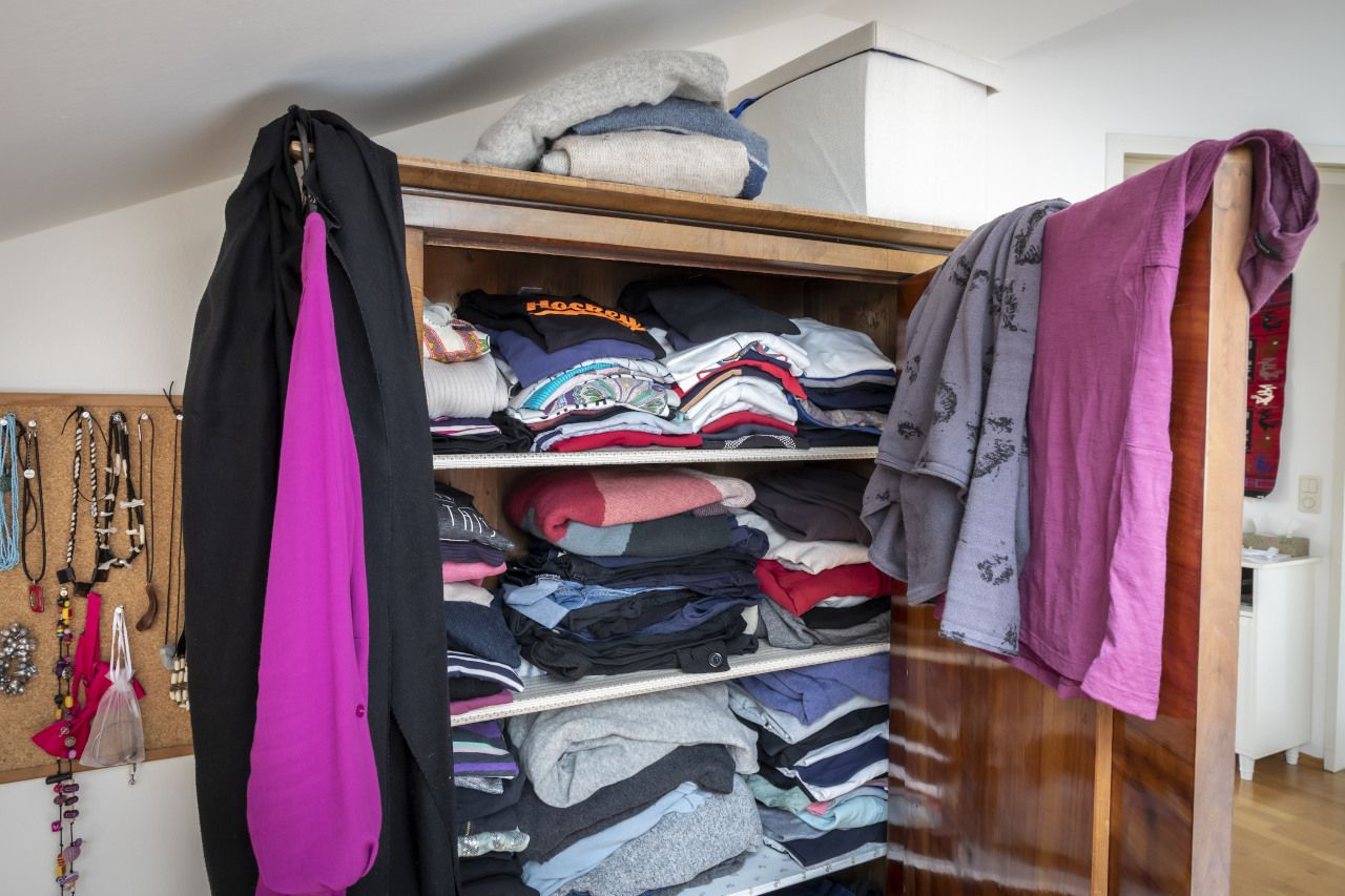 Kleiderkasten